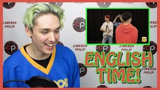 BTS ENTERTAINMENT TONIGHT INTERVIEW REACTION [DAILY DENNY]