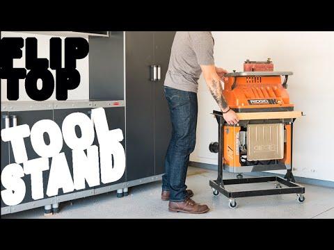 BOMB PROOF Flip Top Tool Stand