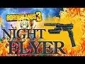 BORDERLANDS 3 ~ NIGHT FLYER [Arme Légendaire] ~ (Drop : Rakkman)