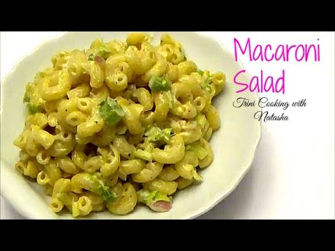 Trini Macaroni Salad - Episode 374