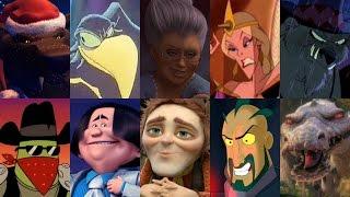 Defeats of my Favorite Animated Non-Disney Movie Villains Part XVI