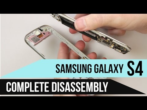 Galaxy S4 Repair & Disassembly Video Guide