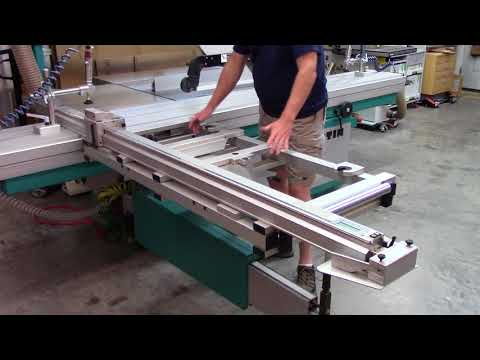 Sliding Tablesaw Purchase Considerations PART 2c Fence Systems