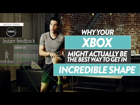 The Xbox One Will Get You Fit Better Than A Gym | Thrive
