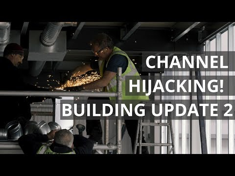 Channel Hijacking! | Building Update 2