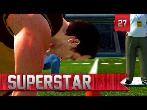 Madden 13 Superstar | NFL Combine & Draft | Import Player | Best QB Type & Attributes [EP 27]