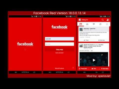 Change COLOR to Facebook App Android NO ROOT
