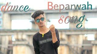 Beparwah song dance   Munna Michael movie  Monish Tailor Dance