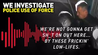 Questions Surround Palo Alto Police Officers' Use of Force Captured by Home Surveillance Video