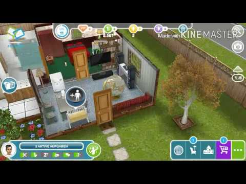 Gold im Müll gefunden Sims free play #22