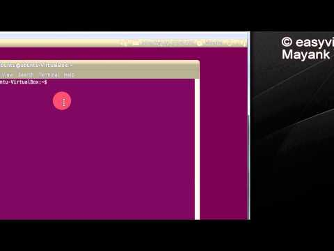 How To create and delete directories in Ubuntu Linux Via Command Line Or Terminal Tutorial