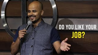 Do You Like Your Job? | NOT Stand Up | Crowd Work | Sorabh Pant