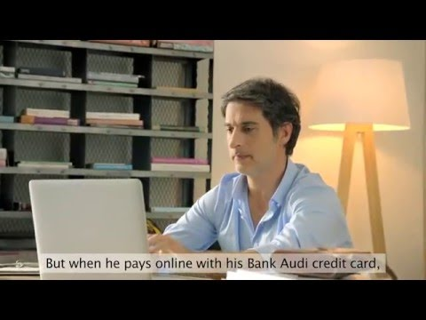 Protect your online payments with 3D Secure by Bank Audi.
