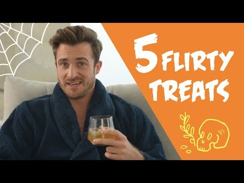 5 Flirty Treats That Will Melt Him (Matthew Hussey, Get The Guy)
