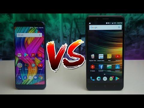 ZTE Blade Zmax vs. NUU Mobile G3 | Who Will Win?