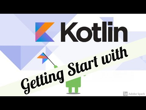 Getting started with Android and Kotlin - Kotlin Programming Language | New Programming for Android.