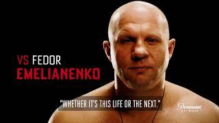 Bellator Heavyweight World Grand Prix   2018 on Paramount Network