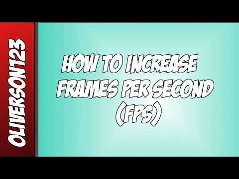 How to Increase FPS On a Laptop (Windows 7 and beyond)