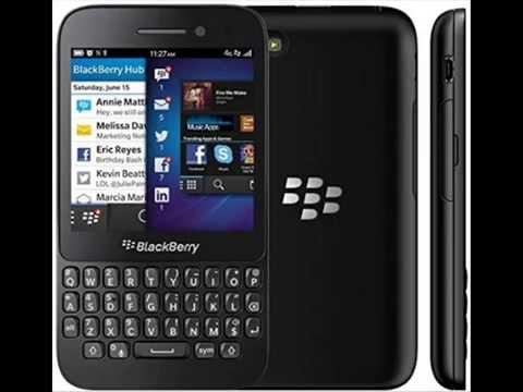 UNLOCKED Blackberry Q5 GSM Quad Band Smartphone, BLACK