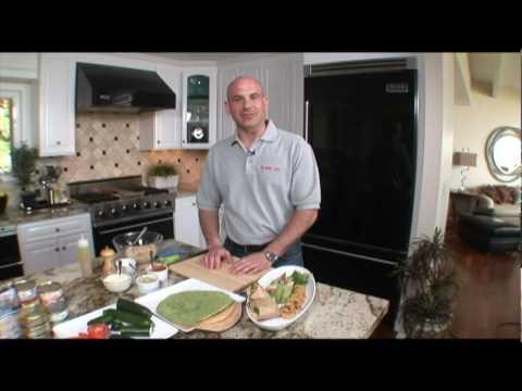 Bumble Bee Foods Webisode 7: Tuna Wrap Sandwiches