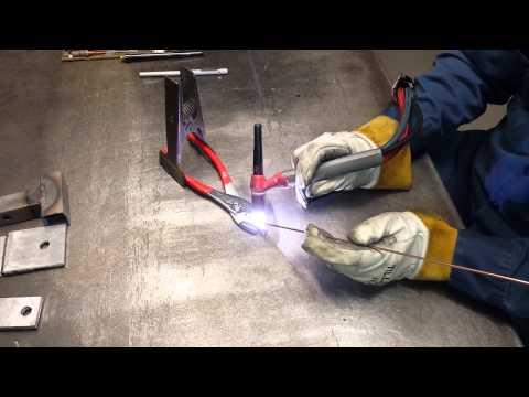 Weld aluminum to steel