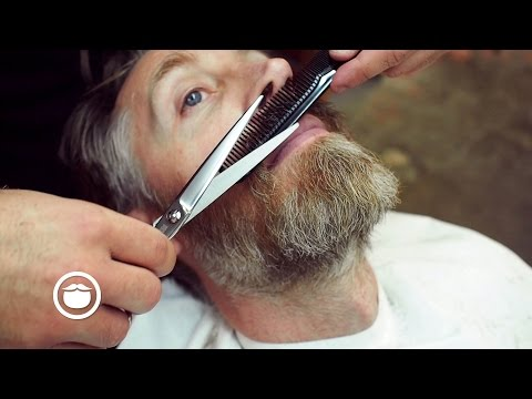 Beard Trim and Style by Davide | Cut and Grind