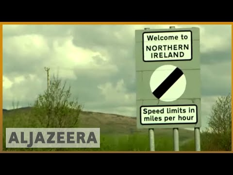 🇮🇪 EU's chief Brexit negotiator calls for agreement on Irish border | Al Jazeera English