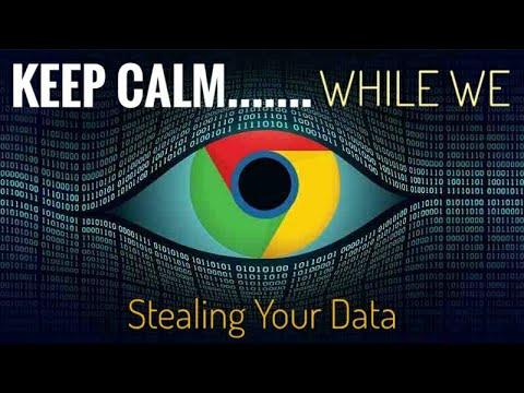Biggest Expose 2018 [Google is ILLUMINATI] Google Data Stealing In Hindi - AB Eyes