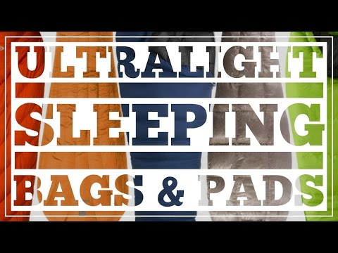 Ultralight Sleeping Bags & Pads - CleverHiker.com