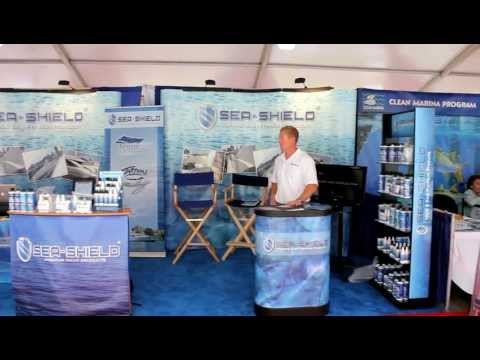 SEA-SHIELD® Yacht Detailing Products- Palm Beach Boat Show