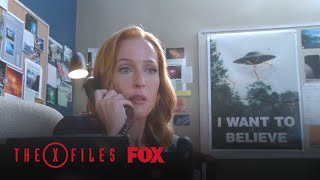 Scully Searches For Mulder | Season 10 Ep. 6 | THE X-FILES
