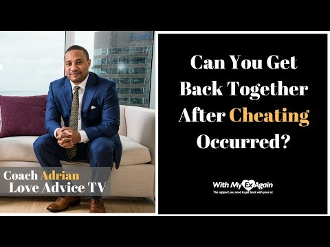 How To Get Your Ex Back After Cheating Occurred