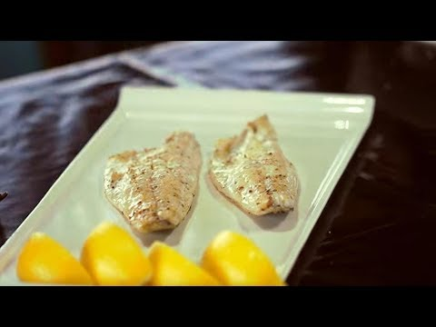 How to cook fish fillets on a Weber BBQ