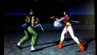 Tekken 2 Zinc - bucketcrise