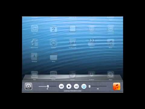 How to Lock Rotation on iPad and iPhone