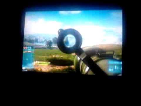 Battlefield 3 airplane sound