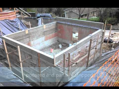 bunker garage construction vid 1