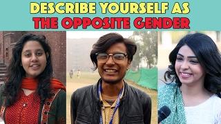 Bolo Pakistan | Describe Yourself as the Opposite Gender | MangoBaaz