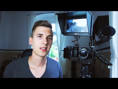 My updated Sony a6300 filming / cage camera setup