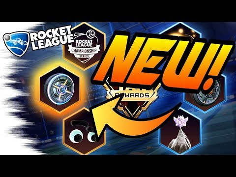 Rocket League Tips: FAN REWARDS ARE BACK + How to Get Them! (Apex Wheels Trading/Tutorial)