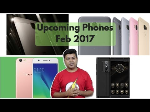 New Launches, Upcoming Phones India in Feb 2017 | Gadgets To Use