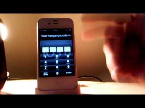 How to bypass iPhone 3GS/4/4S/5 passcode lock!!!
