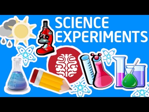 Easy Science Experiments And Tricks To Do At Home