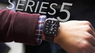 Apple Watch Series 5 Review: Save your money