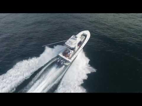 Florida Sportsman Project Dreamboat   Boston Whaler Surprise, Contender Dreams
