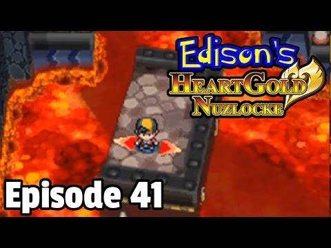 Pokemon HeartGold Nuzlocke Episode 41: Blackthorn in my Side