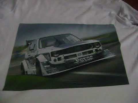 Camisetas Sublimada Carros de Carreras, equipos de carreras