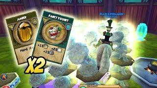 Wizard101: WYSTERIA LORE PACK! - Groot Pet & NEW Spells