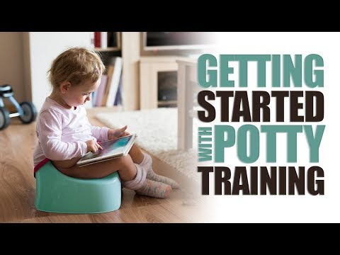 Getting Started With Potty Training