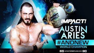 TNA Impact Wrestling 10/1/2018: Austin Aries Returns (#EXCLUSIVE!!!)